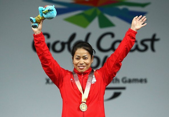 India's Second gold medal CWG 2018: Weightlifter Khumukcham Sanjita Chanu