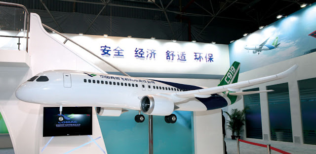 ¿Aircraft made-in-China? COMAC comes to rival Airbus and Boeing