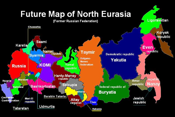 Collapse of the Russian Empire