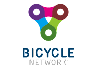 Bicycle Network Logo Vector