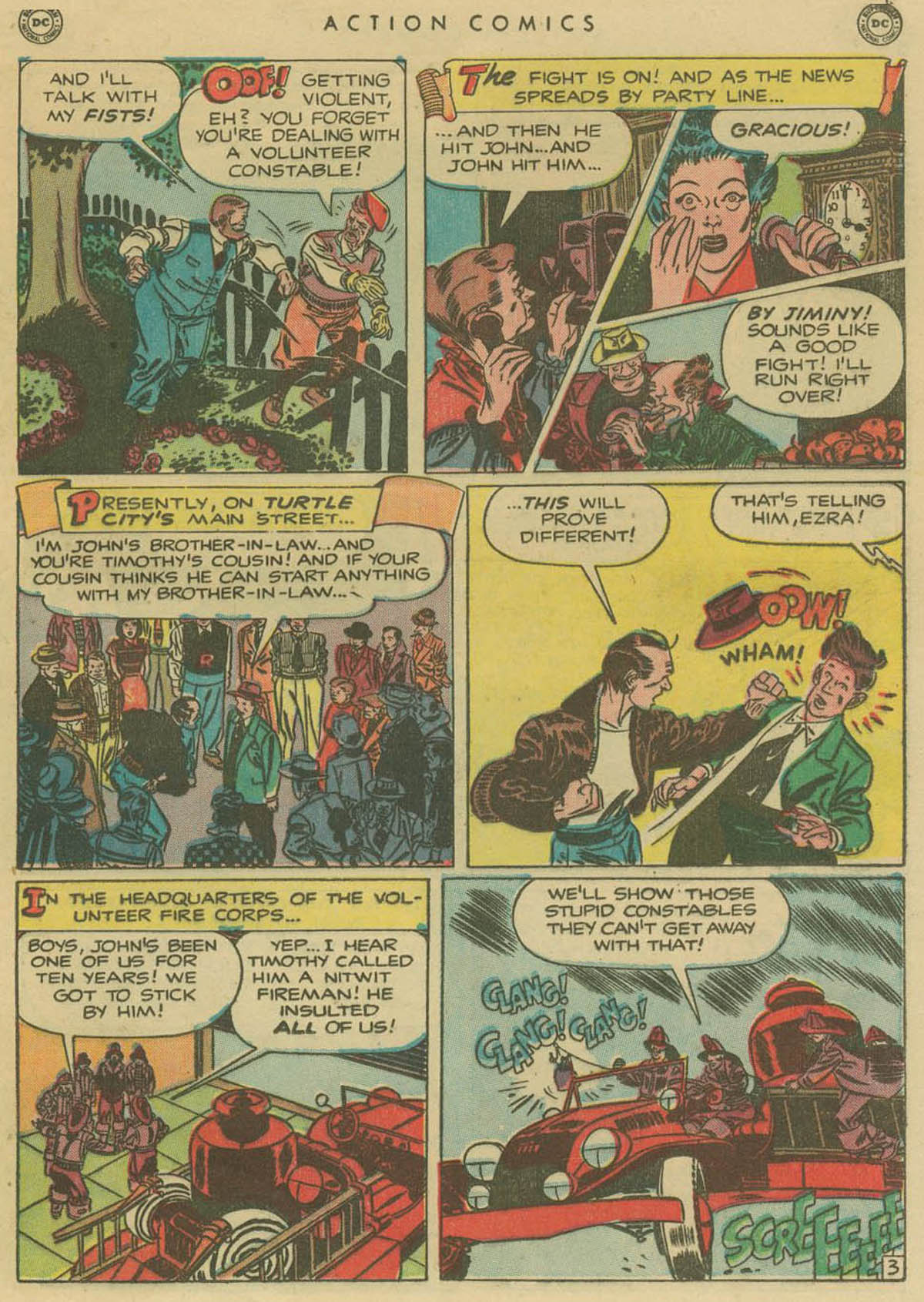 Read online Action Comics (1938) comic -  Issue #141 - 34