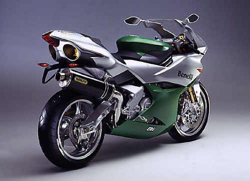 COOL BIKES: Benelli Motorcycle