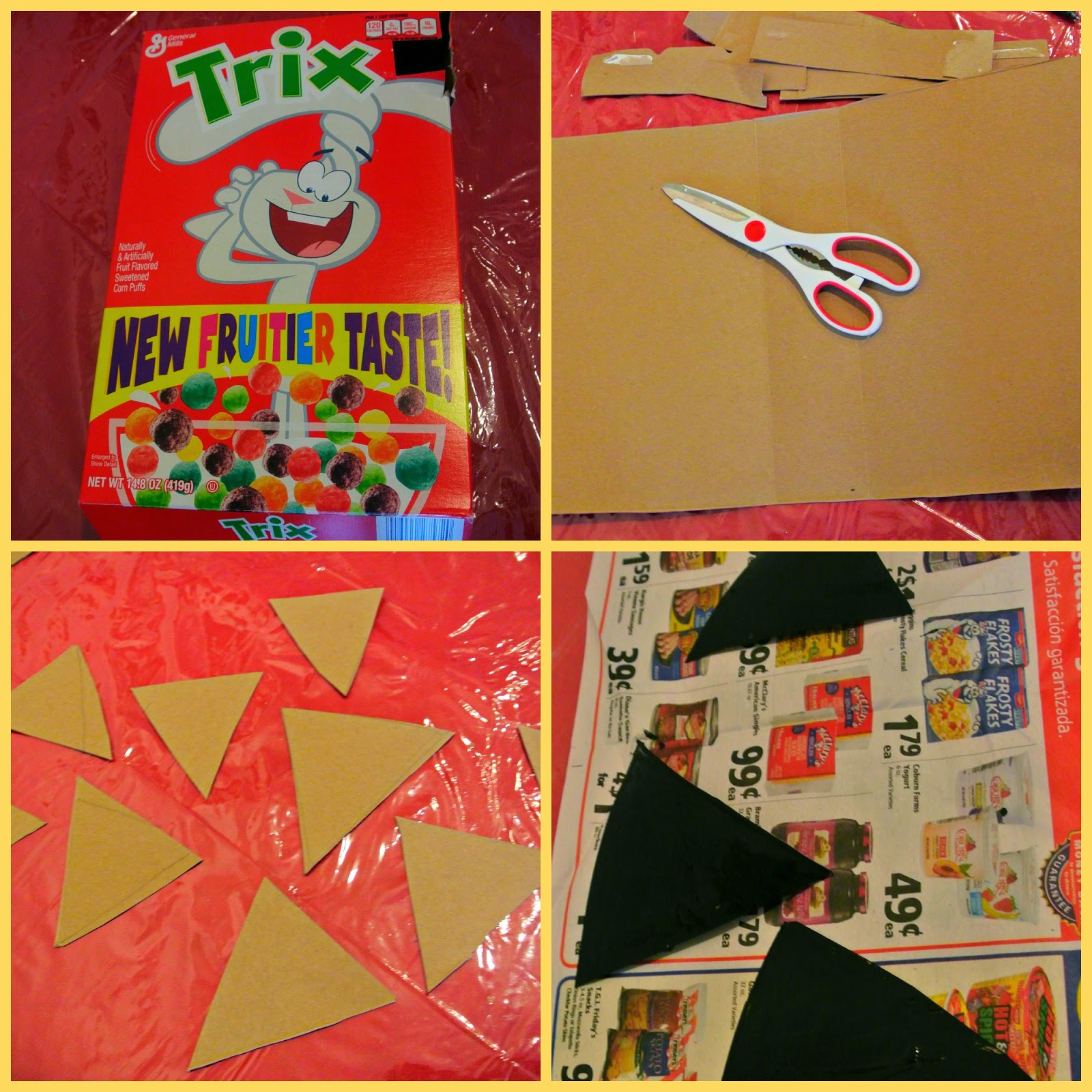 crafts, diy, back to school banner