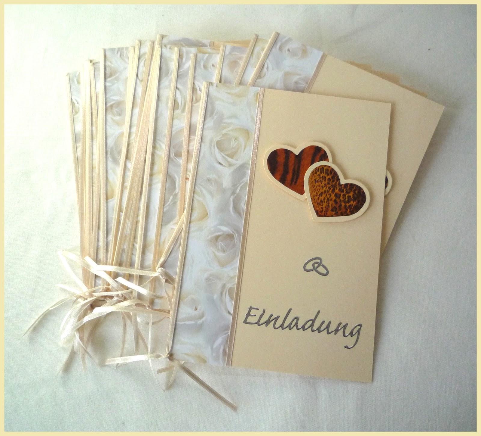 Mutterhenne Einladungskarte zur Hochzeit