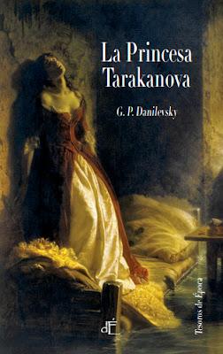 La princesa Tarakanova - G. P. Danilevsky (1885)
