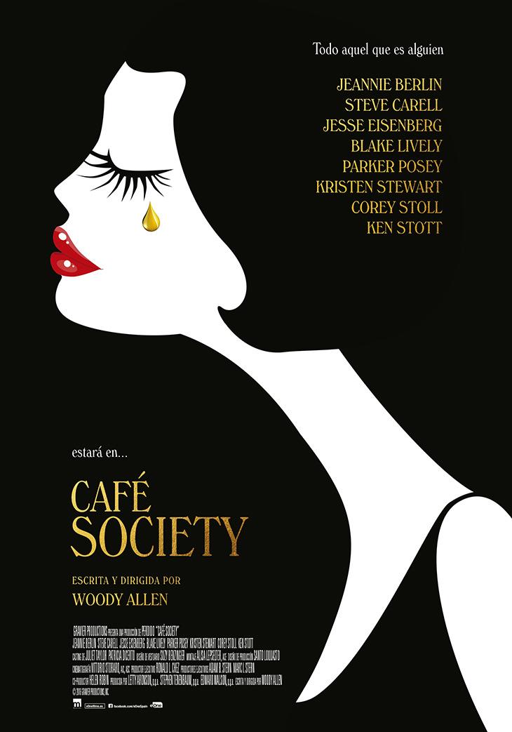 Resultado de imagen de Café Society 2016
