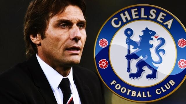 OFICIAL: Antonio Conte é o novo técnico do Chelsea.