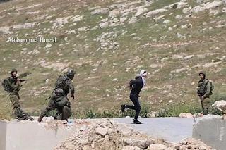 Tentara Israel Tembak Remaja Palestina