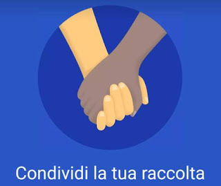condividere foto android iphone
