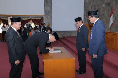 BPKP RI  Apresiasi  Prestasi Kinerja Keuangan Kalsel