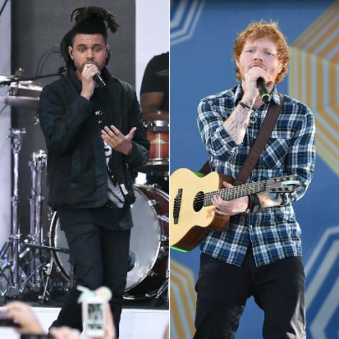 The Weeknd Ft  Ed Sheeran - Dark Times