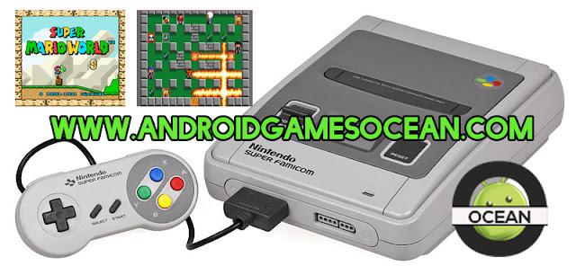 Super Nintendo Games Emulated apk - AndroidGamesOcean free download
