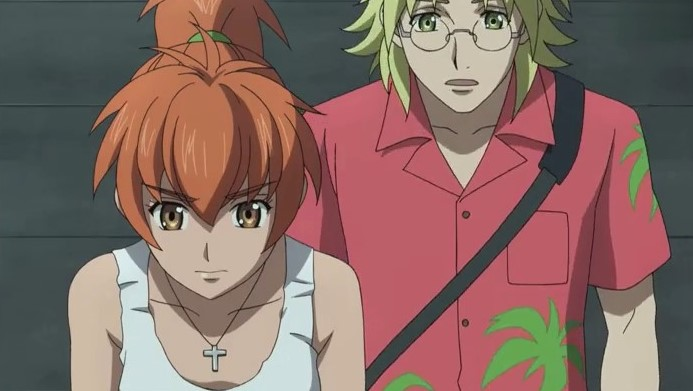 Full Metal Panic! Invisible Victory – Episodio 05