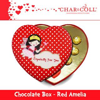Box Coklat