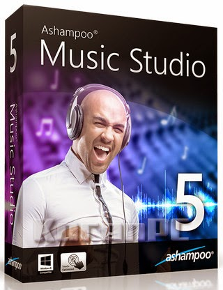Ashampoo Music Studio 5.0.7.1 + Crack