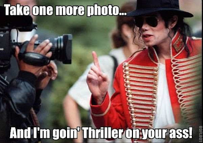 Michael Jackson Thriller Ass Meme