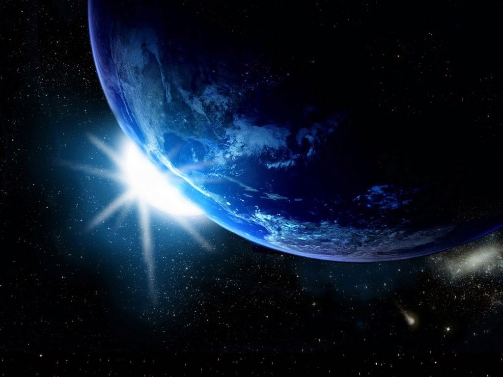 Top 20 hd earth outer space science fiction wallpapers for for Outer space planets