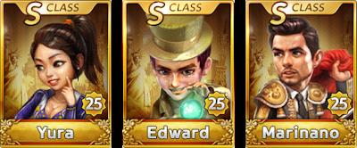 S Class Card Line Let's Get Rich