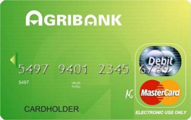 Thẻ tín dụng quốc tế Agribank với hàng loạt ưu đãi cho chủ thẻ