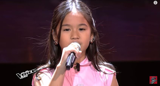 Bianca Marbella is first 3-chair turner on 'The Voice Kids' Season 2
