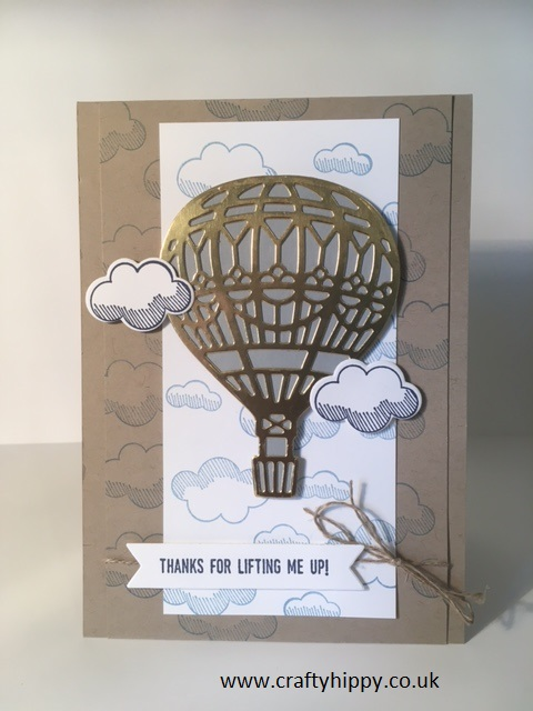 Lift Me Up stamp set, Stampin' Up!