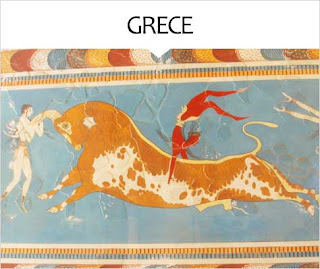 My Travel Background : Voyage Europe Grece