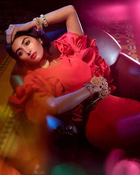 Pooja Hegde Femina Wedding Times January 2017
