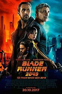 Tội Phạm Nhân Bản 2049 - Blade Runner 2049