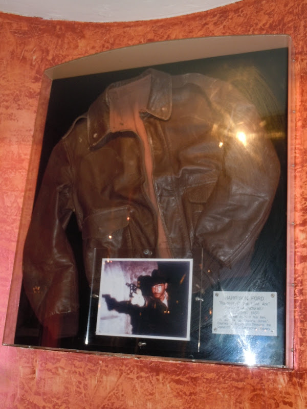 Harrison Ford Indiana Jones Raiders jacket