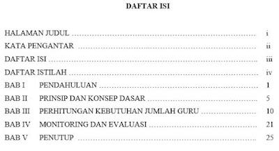 Pedoman Pelaksanaan Perhitungan Kebutuhan Guru SMP Versi 12 November 2018, https://librarypendidikan.blogspot.com/