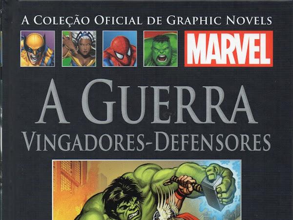 Lançamentos: Coleções Marvel de Graphic Novels Salvat [Atualizada]