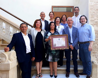 Grup Menestrils premi 9 d'octubre Ontinyent