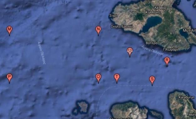 Νέα πρόκληση της Τουρκίας στην καρδιά του Αιγαίου