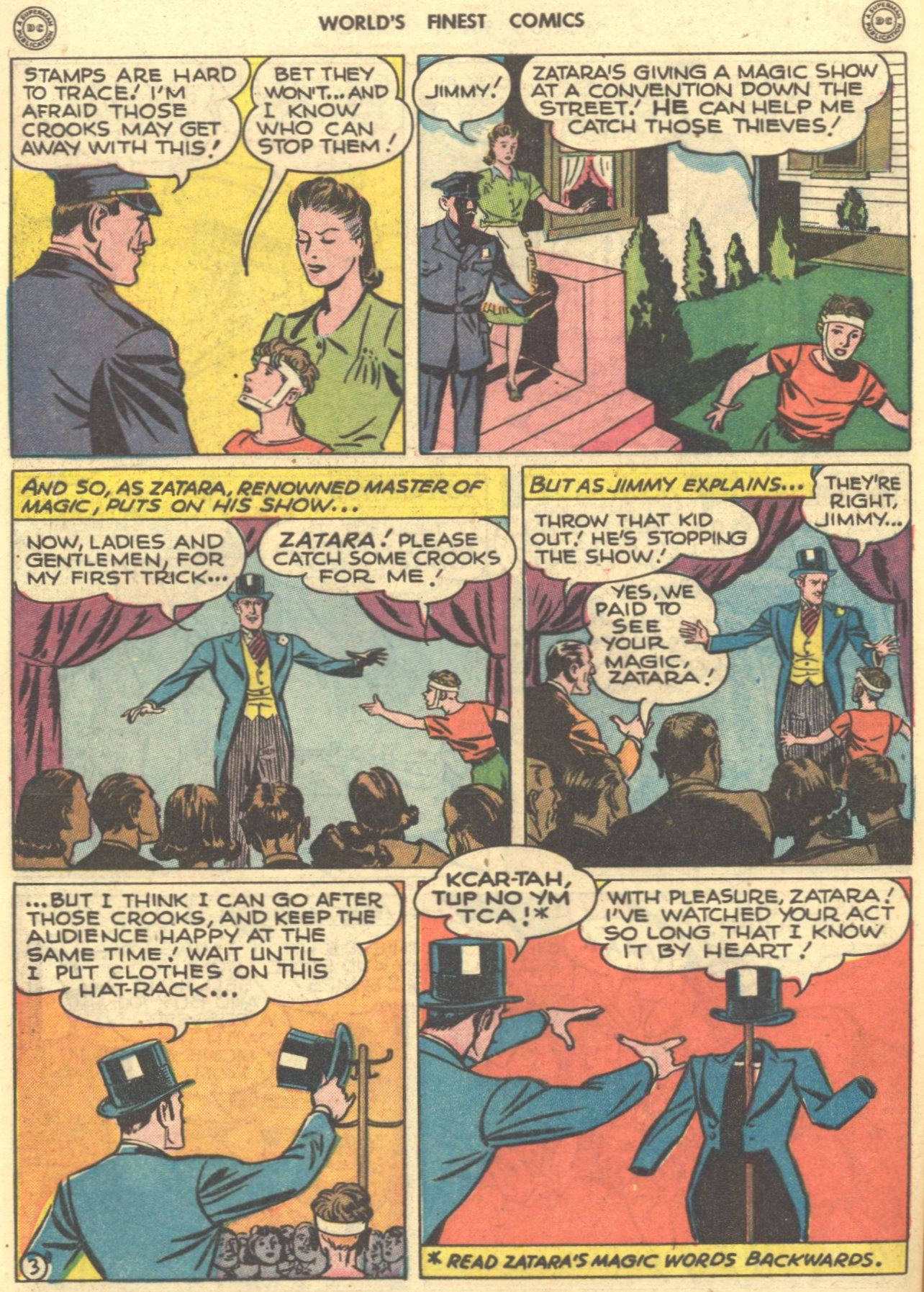 Read online World's Finest Comics comic -  Issue #28 - 45