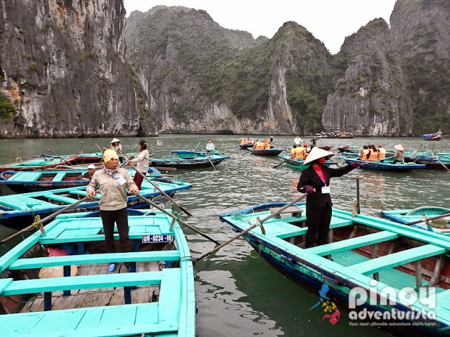 Top Things To Do in Vietnam Halong Bay Cruise