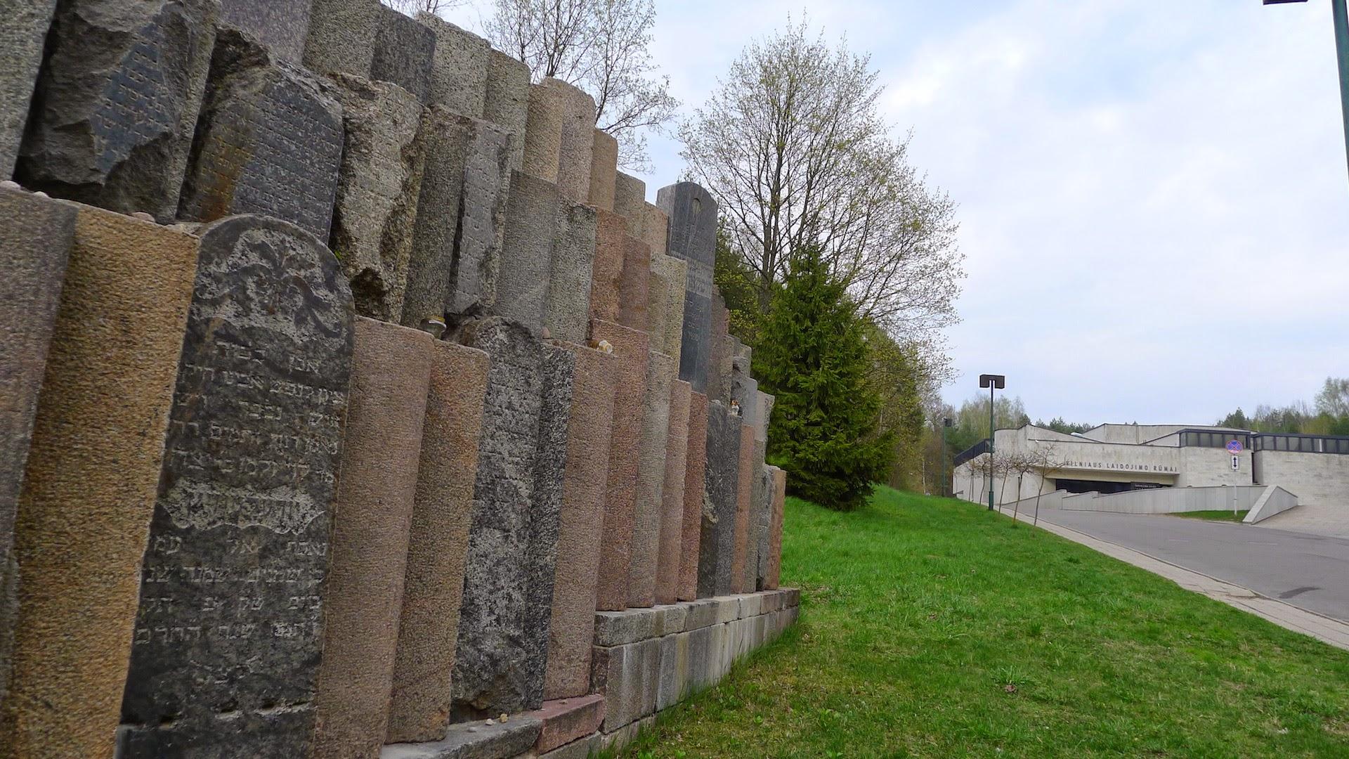 Užupio senosios žydų kapinės