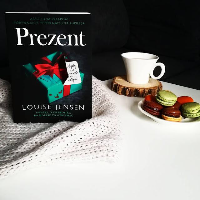 """""""PREZENT"""" LOUISE JENSEN"""