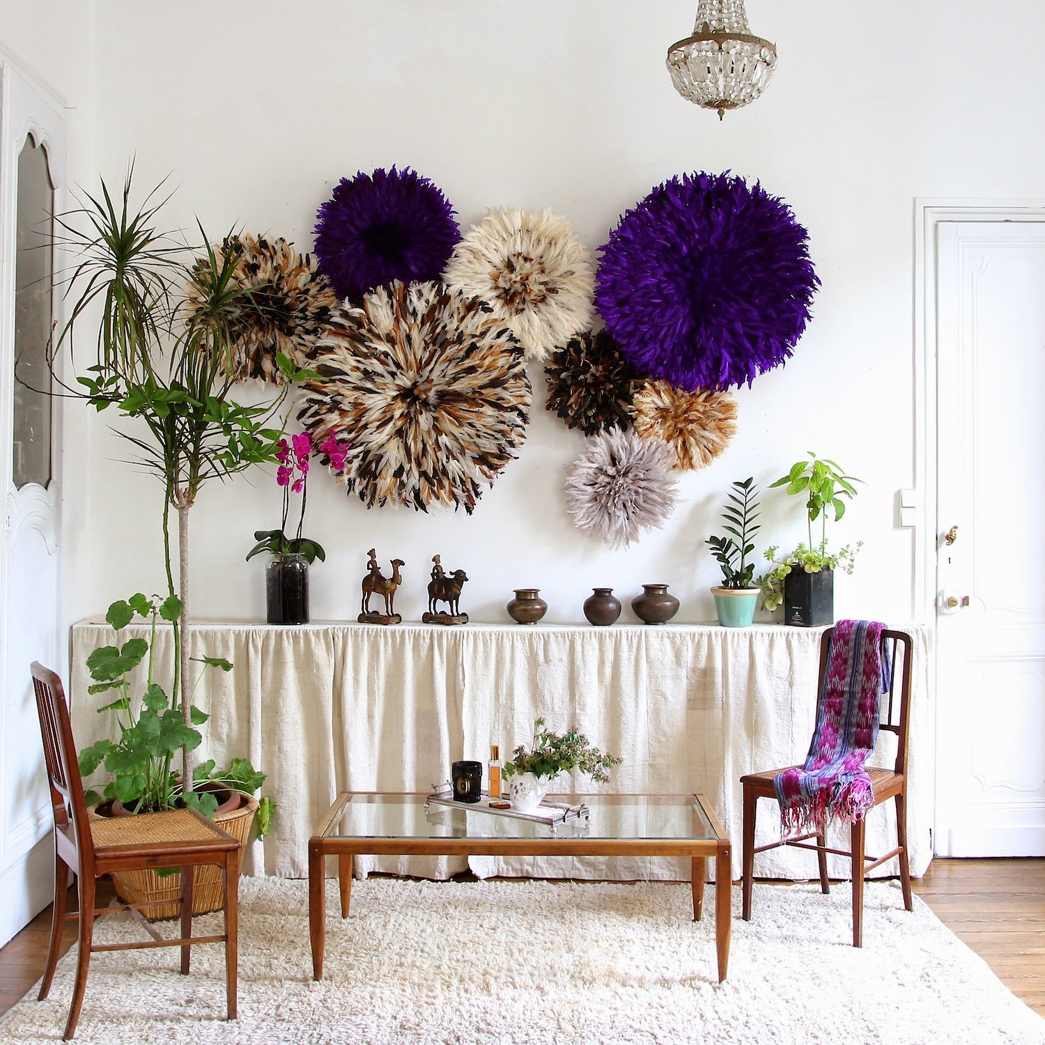 Wall Hanging Plants Design