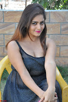 Pragya Nayan New Fresh Telugu Actress Stunning Transparent Black Deep neck Dress ~  Exclusive Galleries 060.jpg