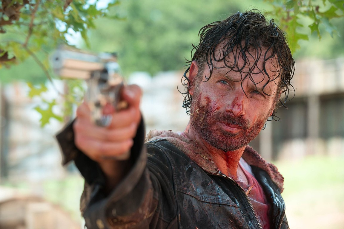 The Walking Dead - Season 6 Episode 11: Knots Untie