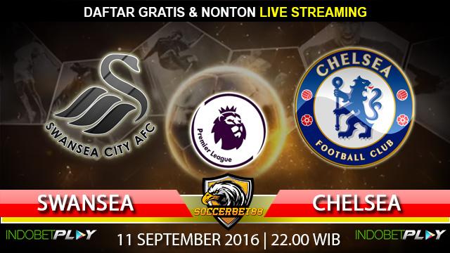 Prediksi Swansea vs Chelsea 11 September 2016 (Liga Inggris)