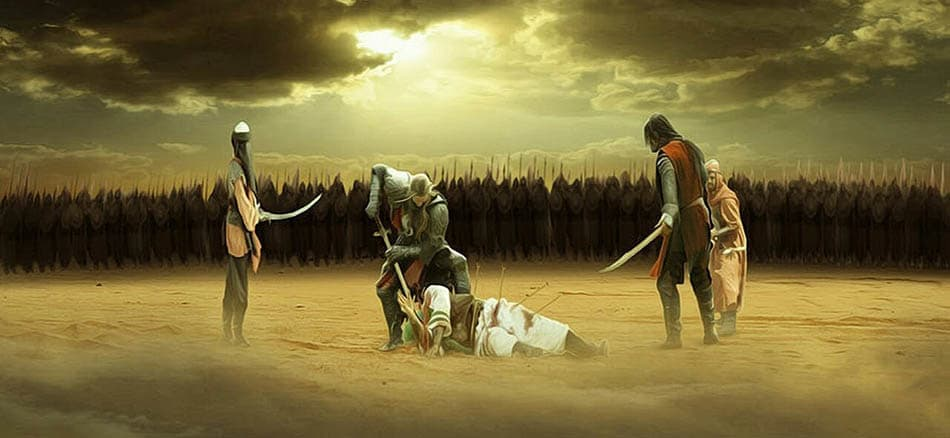 MWG, din, islamiyet, Alevilik, Kerbela, Hz Hasan, Hz Hüseyin, Hasan Hüseyin ve Kerbela, Muaviye'nin halifeliği, Yezit'in halifeliği, Muaviye, Hasan ve Hüseyin'in öldürülmesi,