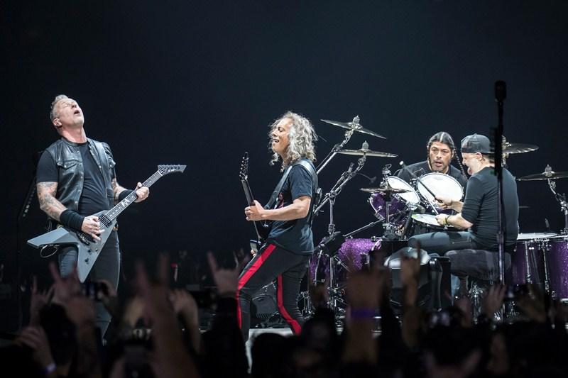 Metallica Siap Rayakan 20 Tahun Album S&M dengan Pertunjukan Orkestra