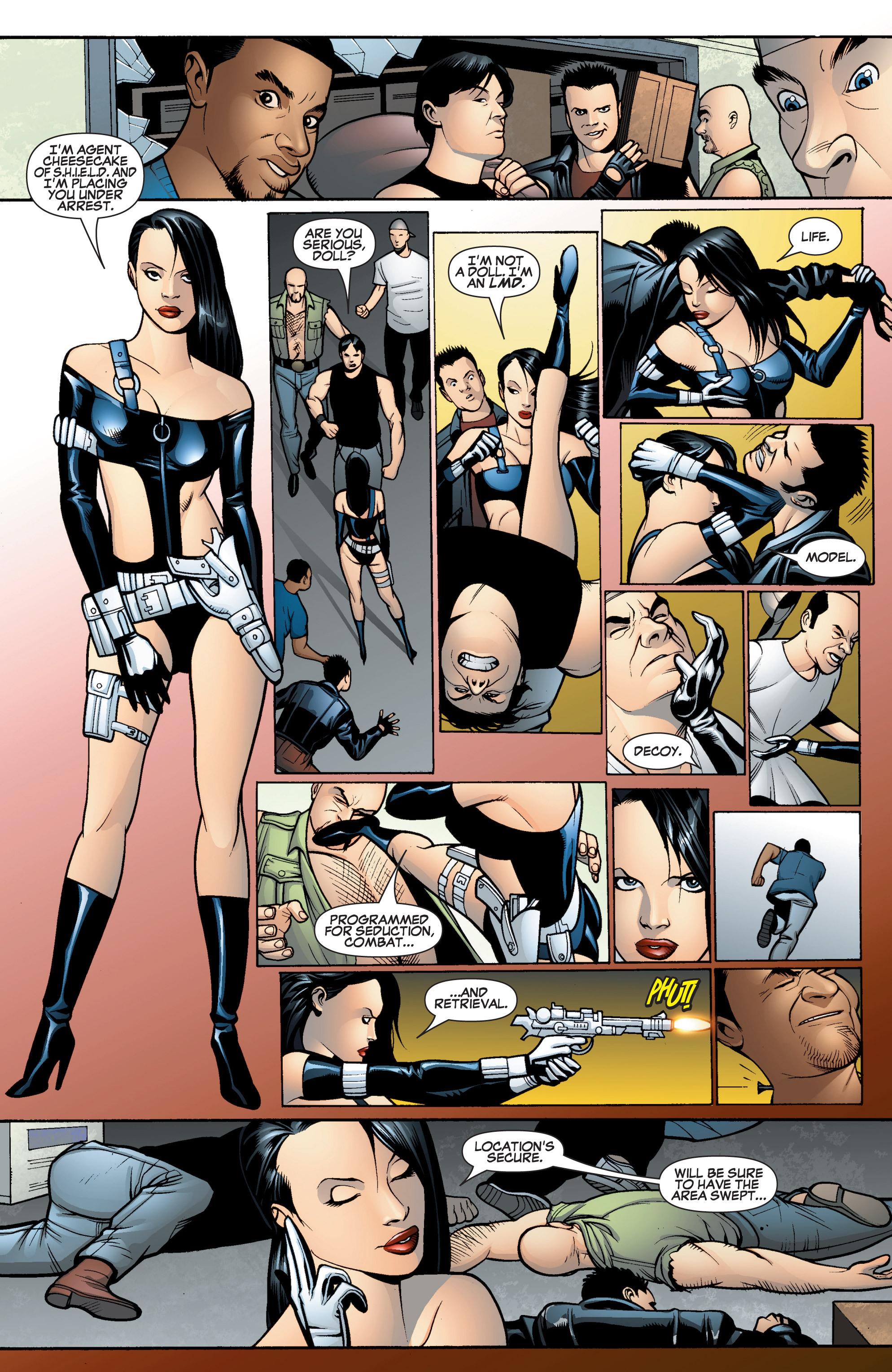 Read online She-Hulk (2005) comic -  Issue #15 - 13