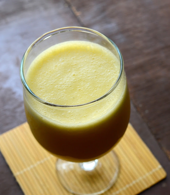 Fresh Pineapple Juice | Homemade Juice