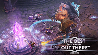 Vainglory v1.10.0 Apk Data Android