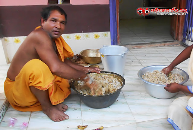 Makara Chaula is prepared in the day of Makara Sankranti festival in Odisha. Makar Chaula recipe in odia language, pdf download, ingredients for makar chaula preparation