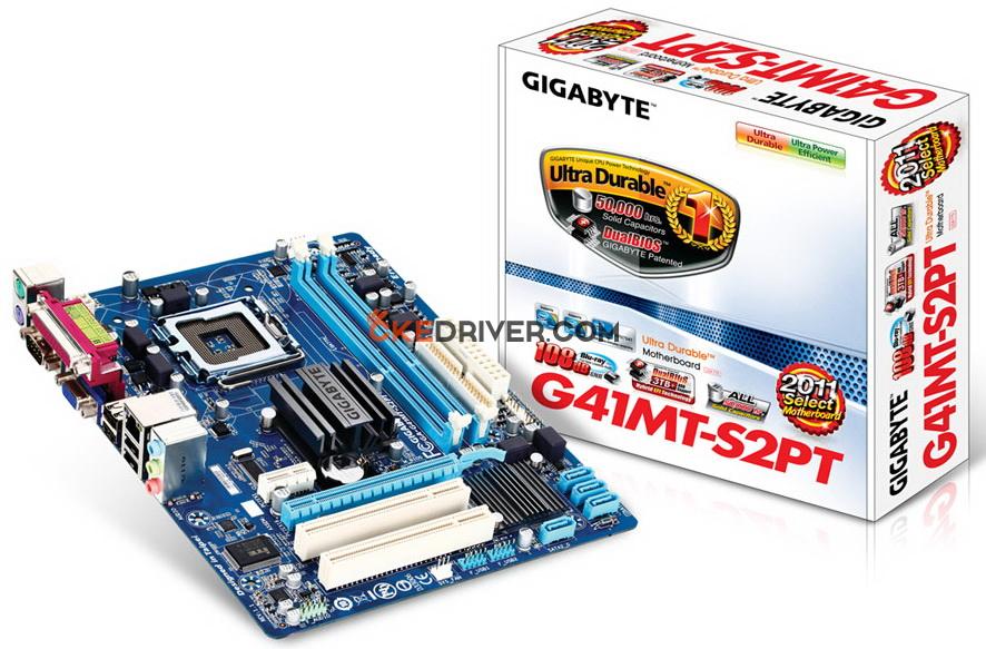 Download Driver Motherboard Gigabyte GA-G41MT-S2PT