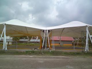 tenda membran bekasi
