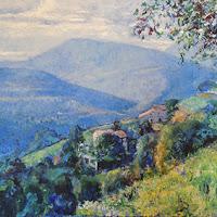 Pintura paisajes en venta Joan Gil